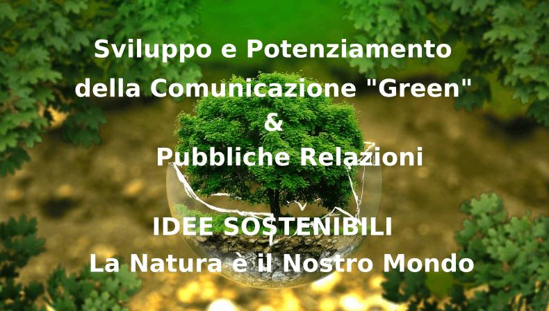 Sviluppo e potenziamento comunicazione Green
