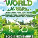 GREEN WORLD - La fiera del vivere sostenibile